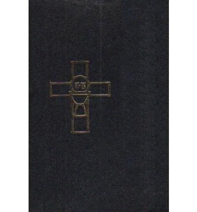 Saint Joseph Weekday & Sunday Missal Gift Set (Leather / fine binding) - -