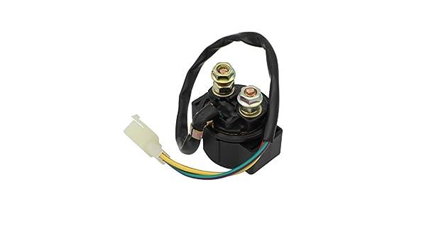 amazon com: cyleto starter solenoid relay for honda cb750 cb750f cb750k  1977 1978: automotive