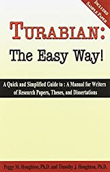 Turabian: The Easy Way! 7th Edition