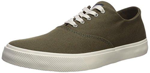 - SPERRY Women's Captains CVO Sneaker, Olive, 8 Medium US