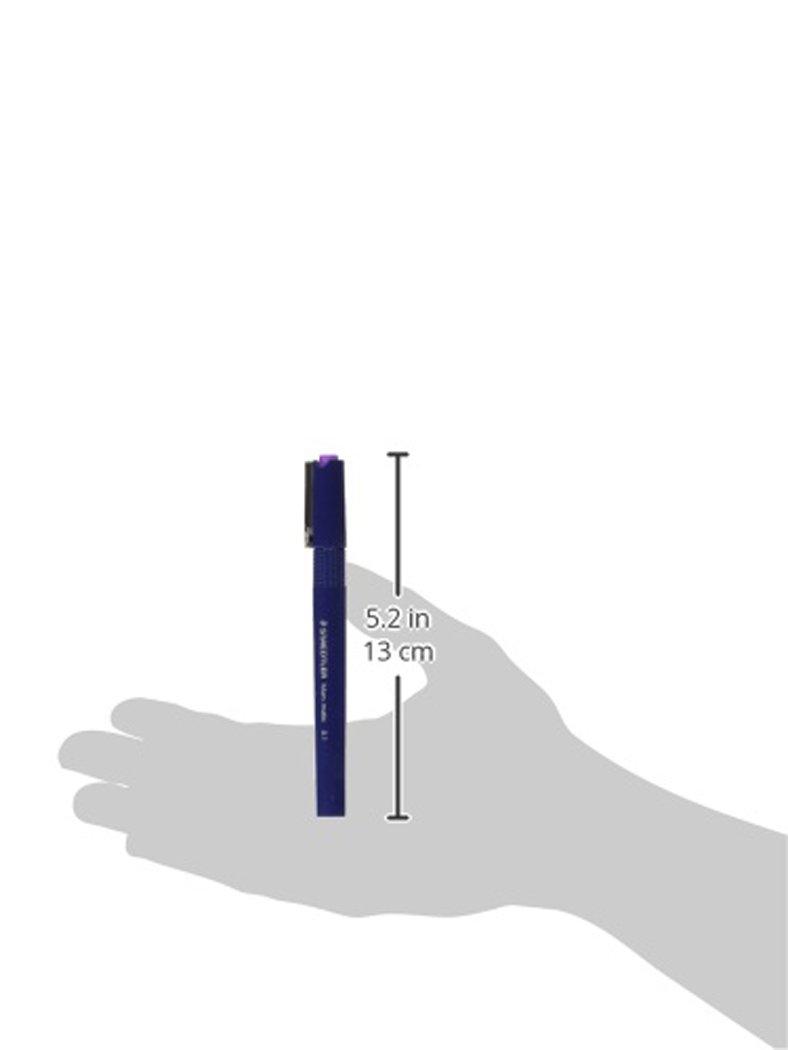 Pluma Staedtler t/écnica Marsmatic 700 0.6 mm