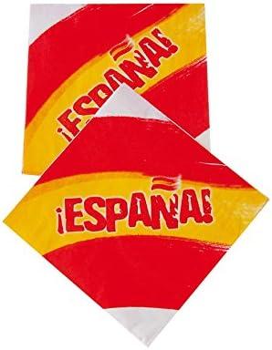 Verbetena - 20 servilletas España, 33x33 cm (012050041): Amazon.es: Juguetes y juegos