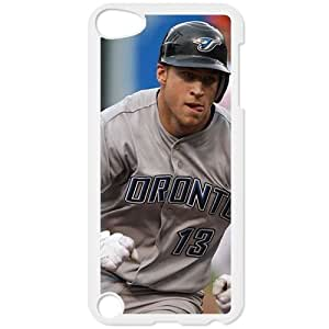 MLB IPod Touch 5 White Toronto Blue Jays cell phone cases&Gift Holiday&Christmas Gifts NADL7B8825540