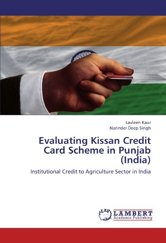 evaluating-kissan-credit-card-scheme-in-punjab-india-institutional-credit-to-agriculture-sector-in-i