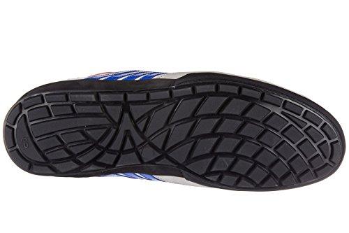 Dsquared2 chaussures baskets sneakers homme en cuir 251 veau blanc
