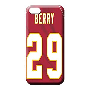 iphone 6plus 6p Shock Absorbing PC Cases Covers Protector For phone cell phone carrying cases kansas city chiefs nfl football
