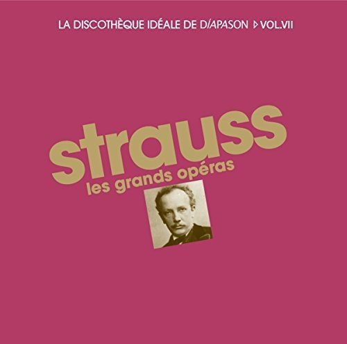 Strauss Les Grands Operas 1 / Various