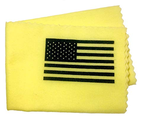 Si-Clo Mfg. American Flag Silicone Cleaning Cloth 11