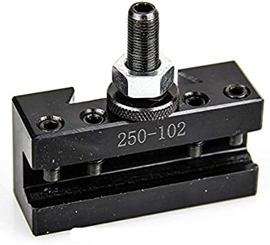 Quick Change Tool Post Holder Cutting Boring Milling Inserts Lathe Tool 250-101