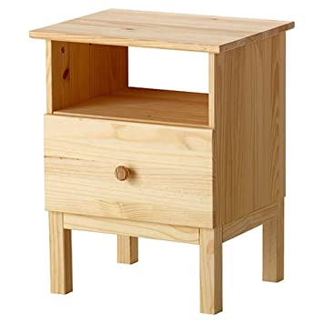 Ikea Tarva Nightstand Solid Pine Wood Brown. Amazon com  Ikea Tarva Nightstand Solid Pine Wood Brown  Kitchen