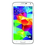 Samsung Galaxy S5, 16GB, White (Verizon Wireless)