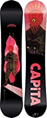 Today's evolution toward bigger park jumps means more speed to execute them safely, and progressive riders naturally want more confidence from their snowboard. The Outsiders series features a revolutionary camber configuration that gives you ...