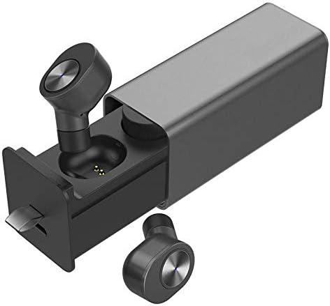Bluetooth hoofdtelefoon Private Mode TWS Bluetooth headset 5.0 oordopjes mini sport headset zwart