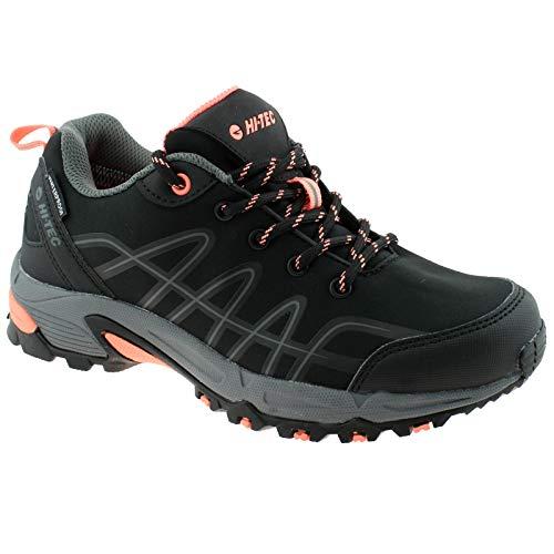 Black Multi Sport Corvus Ladies 38 Low Eu tec Walking Shoes coral Waterproof Hi Uk5 xqHUzf