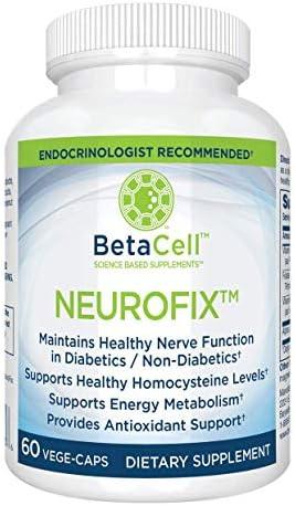 NEUROFIX Supplement Vege Caps B Vitamins Function product image
