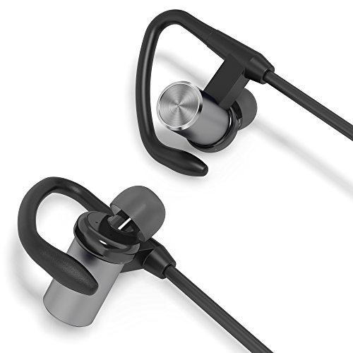 Symphonized GTS Bluetooth Wireless In-ear Noise-isolating Headphones | Magnetic Earbuds | Earphones with Mic & Volume Control by Symphonized (Image #1)