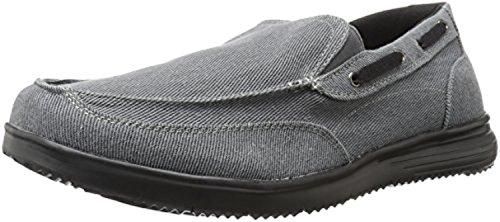 Propet Mens Sawyer Shoe Grey 9 X (3E) & Oxy Cleaner Bundle mwlTpoKG6