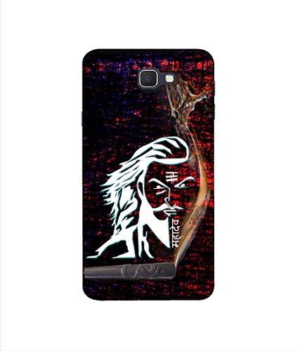 Casotec Back Cover for Samsung Galaxy J7 Prime  Plastic_Multicolor