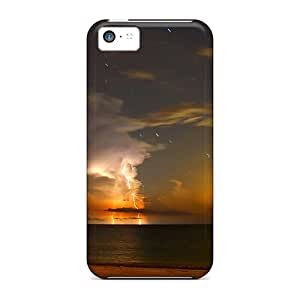 Cases Covers Moonlight Lightning/ Fashionable Cases For Iphone 5c