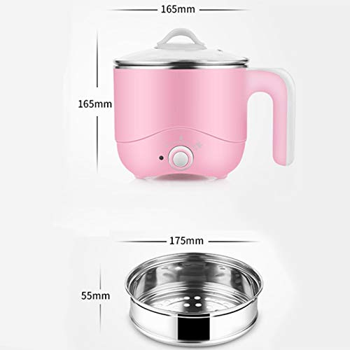 SODIAL Multi-Function Electric Cooker Low-Power Electric Hot Pot-Us Plug by SODIAL (Image #4)
