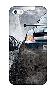 Ultra Slim Fit Hard Mary David Proctor Case Cover Specially Made For Iphone 5/5s- 3d Car Games2