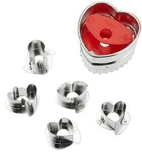 Wilton Heart Linzer Cutter