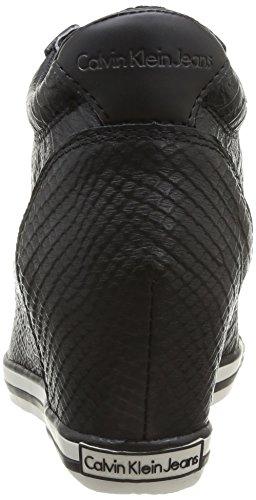 Klein blk Black Jeans Calvin top Hi Virginia Donna v5x0dYwdqc