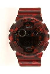 Casio G-Shock Woodland Camouflage GD120CM-4