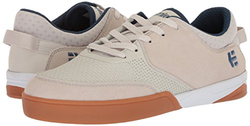 Herren Skateschuh Etnies Helix Skateschuhe white/navy/gum