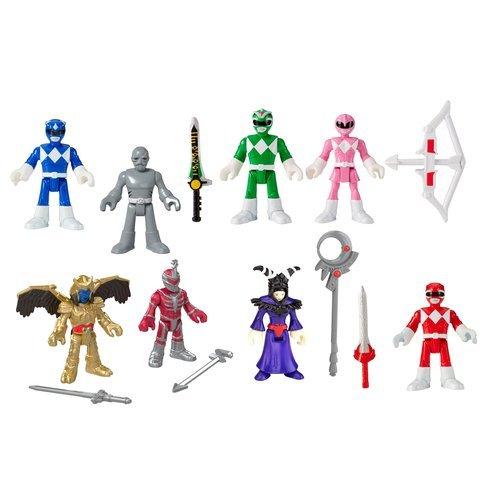 FisherPrice Imaginext Power Rangers Figure Pack