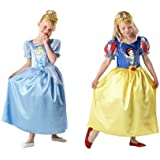 Rubie's Official Snow White to Cinderella - Large