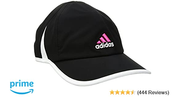 Amazon.com  adidas Women s Adizero Relaxed Adjustable Performance ... ec4dd8e7d19a