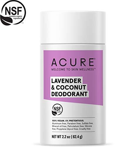 Acure Deodorant, Lavender & Coconut, 2.25 Oz