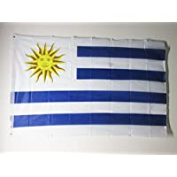 AZ FLAG Bandera de Uruguay 150x90cm Uso Exterior