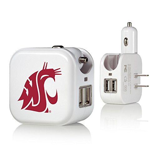 Washington State University 2 in 1 USB Charger - Washington Stores State Outlet