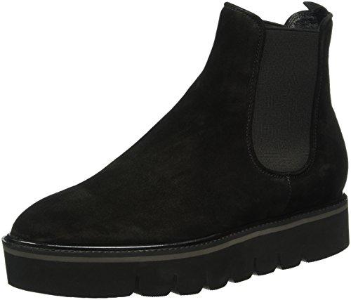 Kennel und Schmenger Schuhmanufaktur Union, Zapatillas de Estar por Casa para Mujer Negro - Schwarz (schwarz 640)