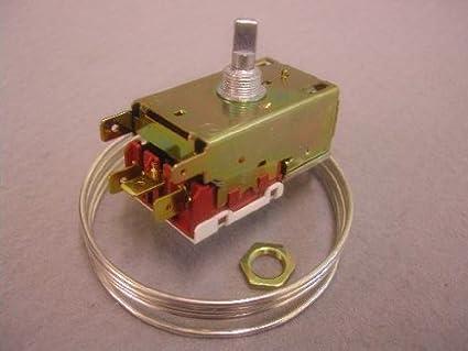 Thermostat: Ranco VT9 VL9 5038 Ranco VT9 / VL9 thermostat for Two door on