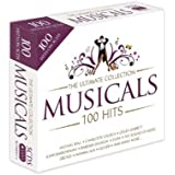 Musicals 100 Hits [Import anglais]
