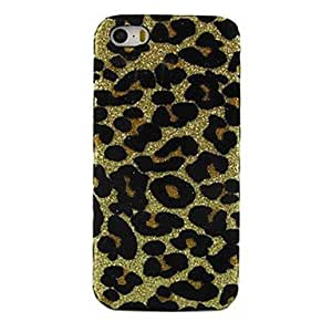LIMME Leopard Print Design Pattern Hard Case for iPhone 5/5S (Assorted Colors)