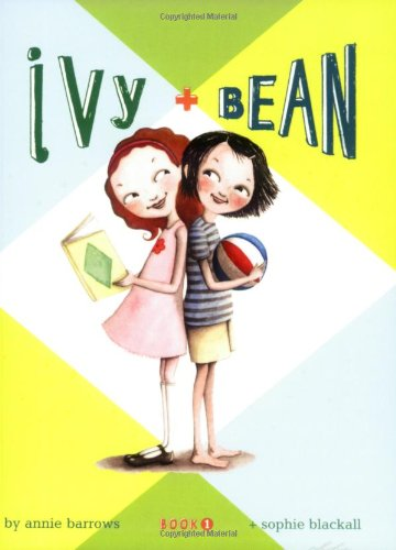 Book cover for Ivy & Bean