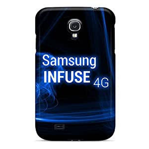 Galaxy S4 Case Bumper PC Skin Cover For Samsung Infuse 4g Accessories