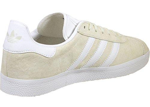 adidas Gazelle, Scarpe da Fitness Uomo Bianco (Casbla/Bianco/Dormet)