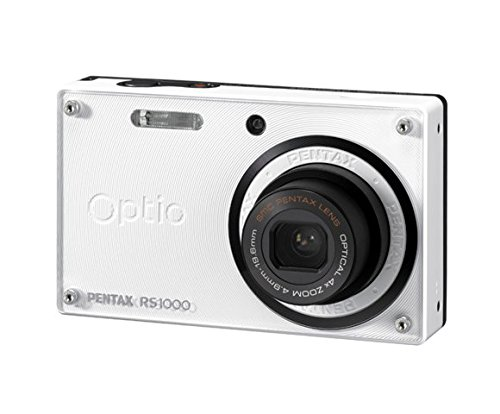 Optio RS1000 14.1 Megapixel Compact Camera - 4.90 mm-19.60 mm - (Compact Pentax Optio)
