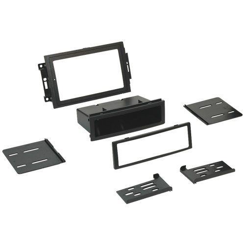 Scosche Dash Kit for 2005-Up Chrysler / Dodge / Jeep Nav Stereo Replacement Kit (Dodge Car Stereo Kit compare prices)