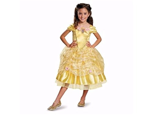 Girls Disney Princess Beauty and the Beast Belle Halloween Costume 3T- (Target Costumes Halloween)