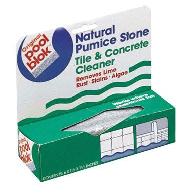 Wholesale Pumice Stone - Pumice PB-80 Pool Blok Pool and Spa Cleaner - 6-1/2