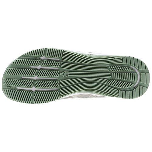Reebok Crossfit Nano 8 Scarpa Flexweave Donna Crossfit Bianco-oro-verde Industriale