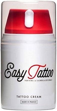 EasyTattoo UK - Crema para el cuidado del tatuaje (50 ml): Amazon ...