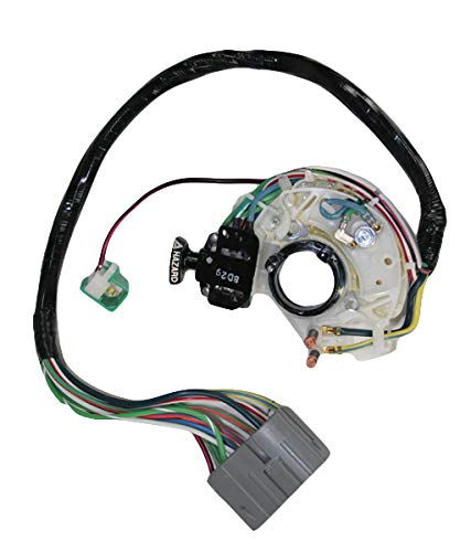 1A Auto Turn Signal Switch for 84-91 Ford Bronco F-Series Pickup Truck w/Tilt Steering