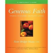 Generous Faith Participant's Guide